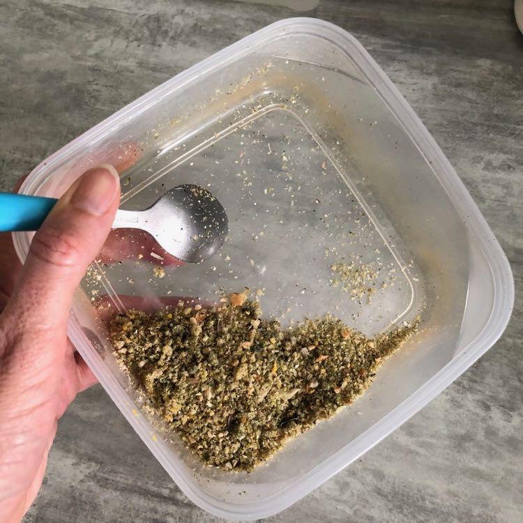 Idée de recette pour poussins (1)